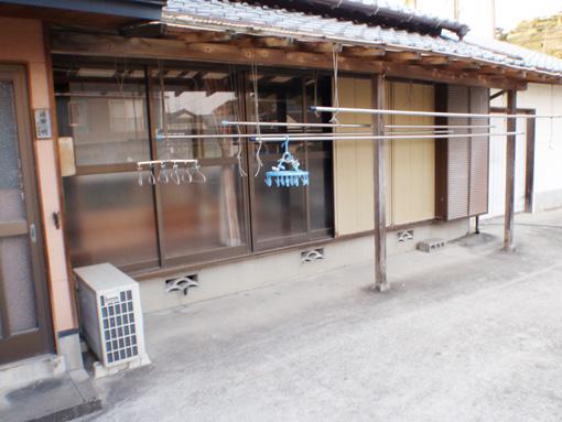 老朽化した日本家屋のリフォーム3