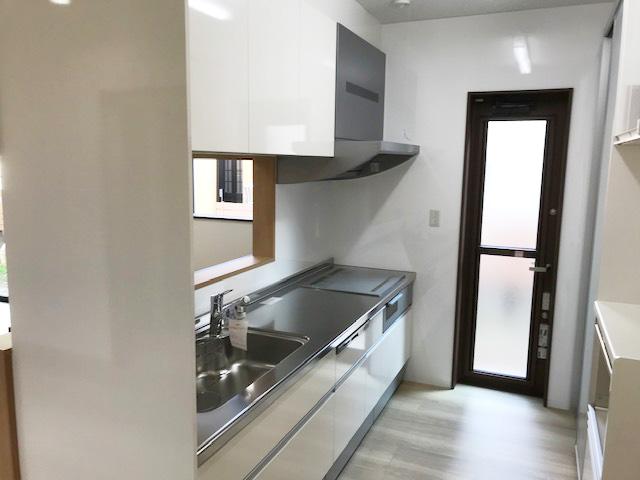 長期優良住宅 耐震等級3の家-キッチン